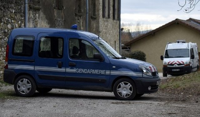Homeless man held over shocking murder of pregnant Frenchwoman