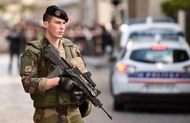 Parisians feeling increasingly safe despite terror threat