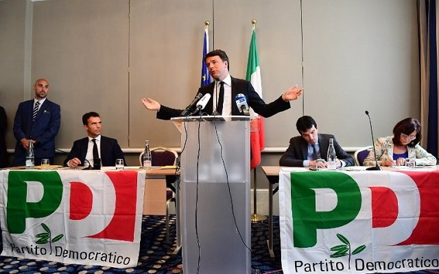 Political cheat sheet: Understanding Italy's Democratic Party