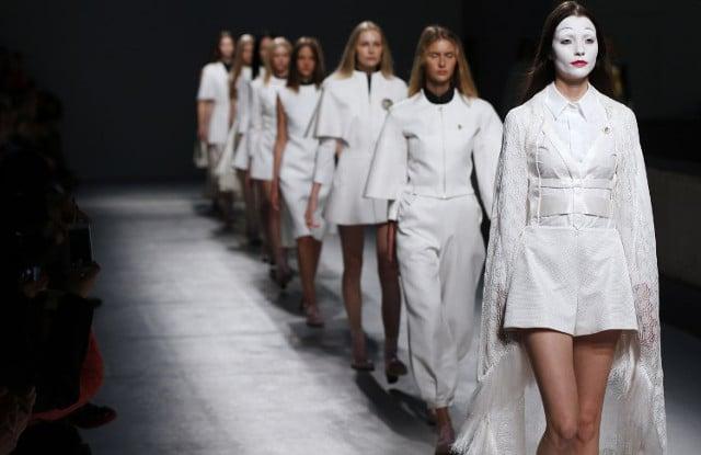 French fashion heavyweights ban ultra-thin models
