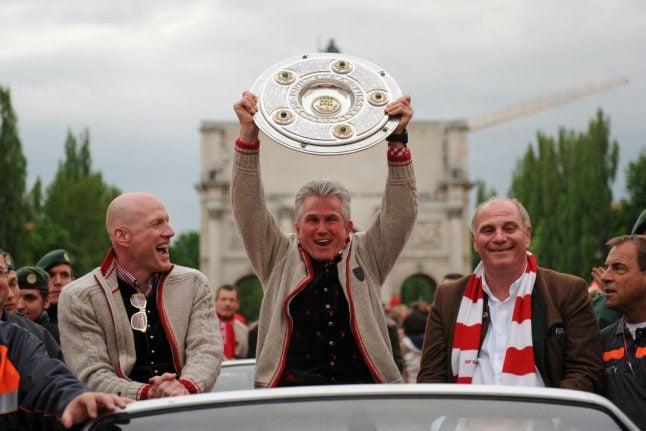 Bayern Munich pull legendary coach Heynckes out of retirement: report