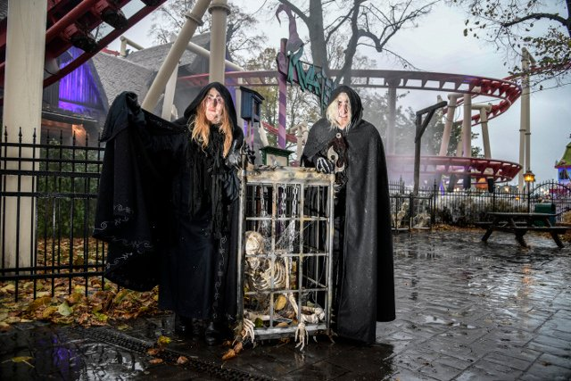 Battling nostalgia during Halloween and the holidays in Sweden