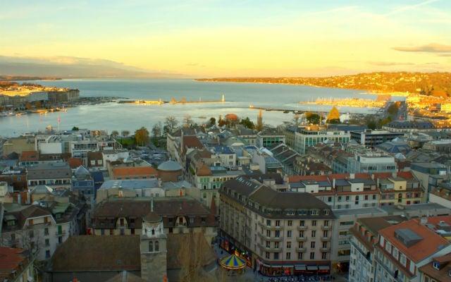 Geneva voted Europe's Leading City Break Destination at prestigious WTA ceremony