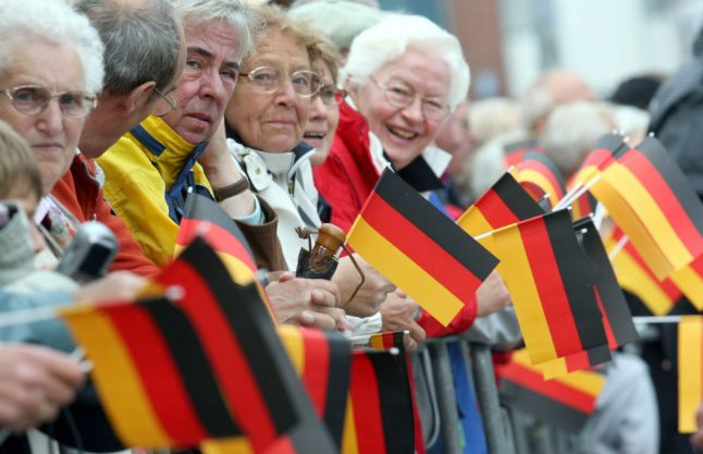 Half of Germans think the country has grown to become one nation: study