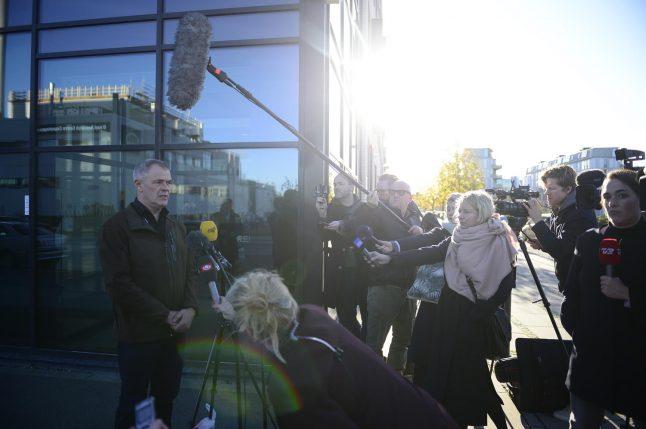 Submarine owner Peter Madsen admits dismembering Swedish journalist Kim Wall