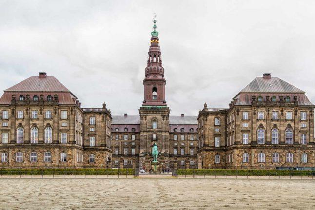 Denmark's parliament returns for new session