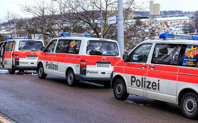 Police called to evacuate school near Zurich after dozens of children report breathing problems