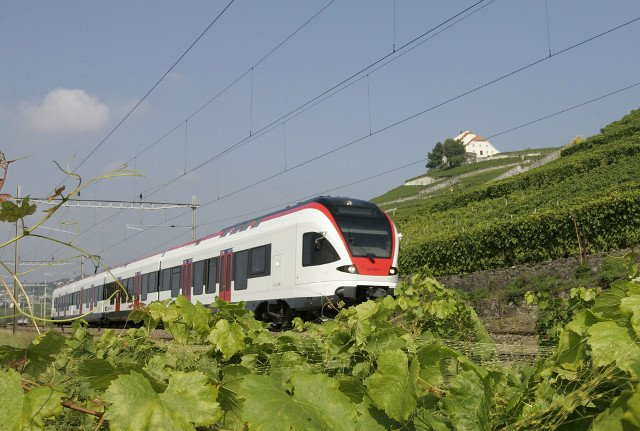 Trains between Geneva and Cointrin airport cancelled this Saturday