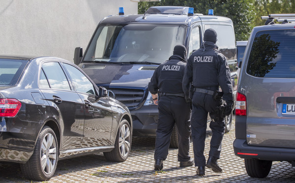 German police arrest Syrian suspected of preparing 'serious' attack