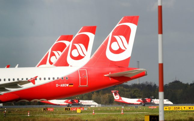 'For Air Berlin €1,400 is nothing, for me and my family it is a huge amount of money'