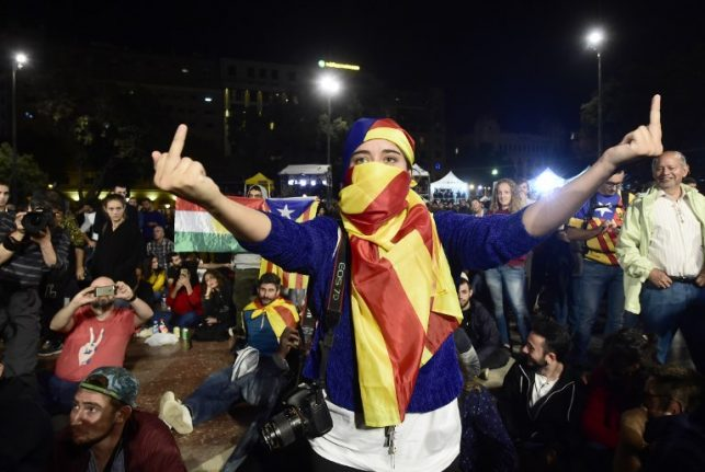 General strike called across Catalonia