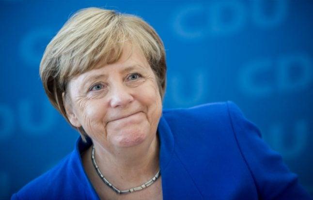 Merkel denies being weakened by Lower Saxony election defeat