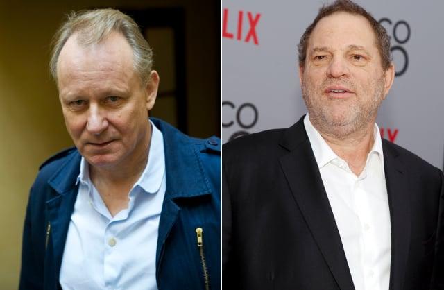 Harvey Weinstein not 'just one bad apple', it's a bigger problem, says Stellan Skarsgård