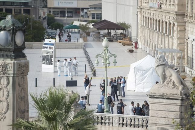 Marseille attacker released by police day before stabbing rampage