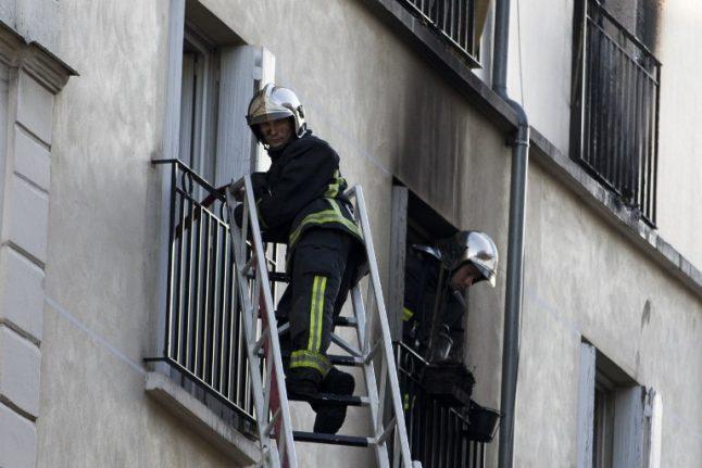 Four children die in apartment blaze in eastern France