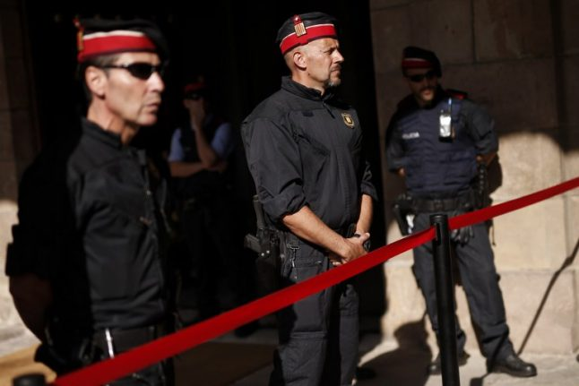 AS IT HAPPENED: Catalan administration overhauled amidst major changes