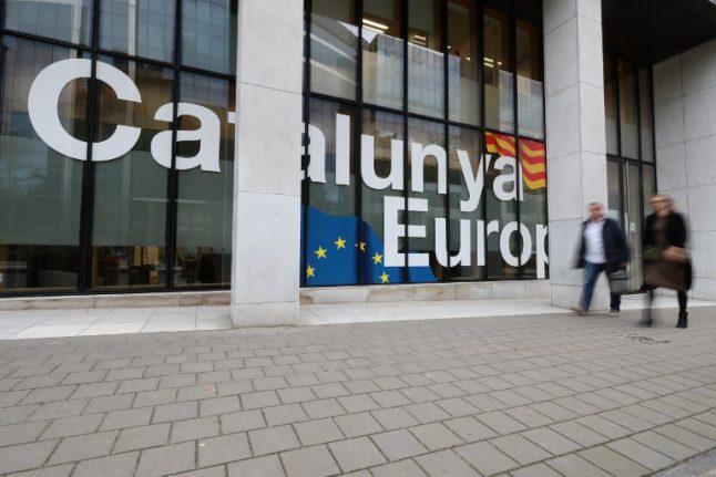 Catalonia's deposed leader Puigdemont seeking legal advice in Belgium