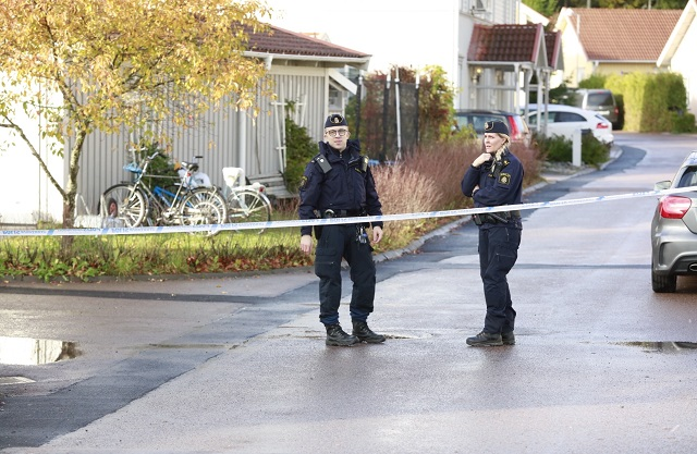 Sweden promises better protection for police after string of attacks