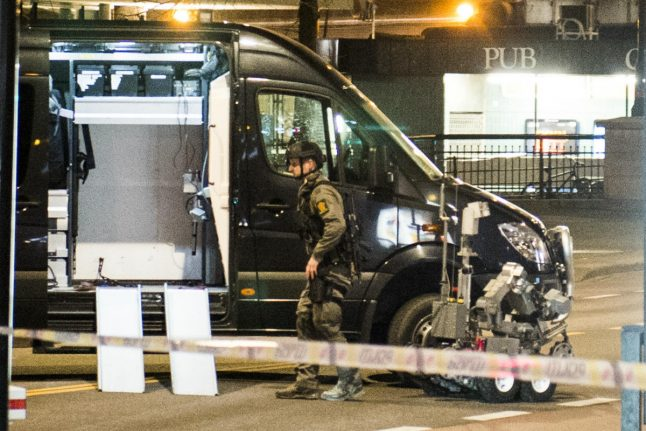 Norway bomb scare teenager avoids terror charge in trial