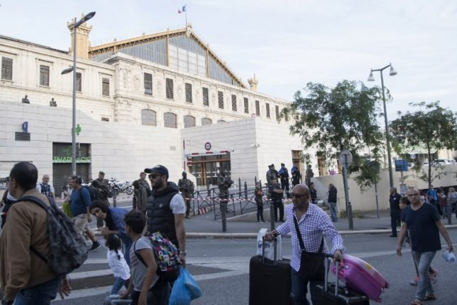 Two young students killed in Marseille knife attack were cousins