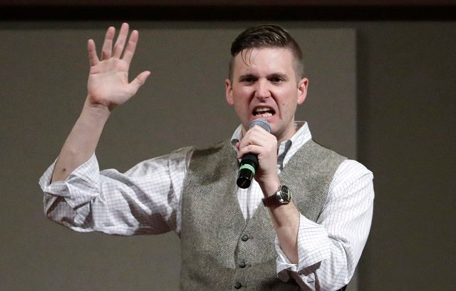 Far-right conference with white nationalist Richard Spencer cancelled in Stockholm