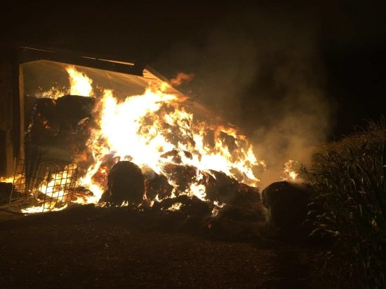 Series of arson attacks in western Switzerland pinned to one man
