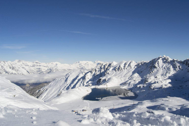 The ski season starts now! Some Swiss resorts open this weekend