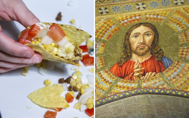 Swedish Church faces backlash over 'taco Jesus' tweet