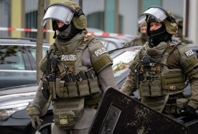 Police end hostage situation in Bavaria after hours-long stand off