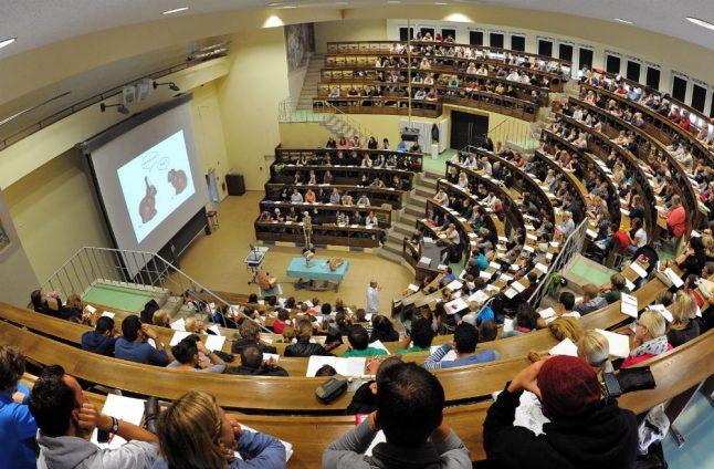 Leipzig University considers firing law professor over call for 'white Europe'