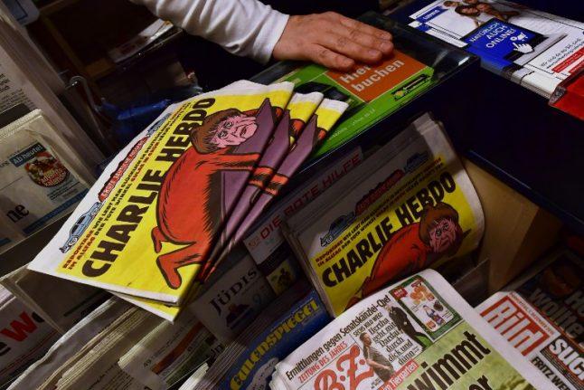 Charlie Hebdo gets fresh death threats over cartoon of Islamic scholar with erection