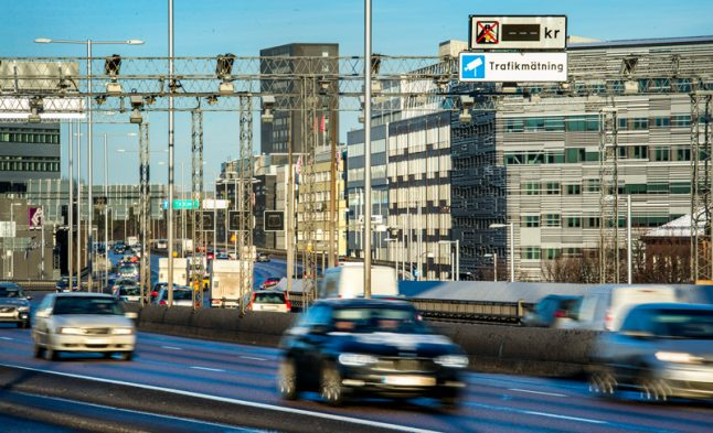 Stockholm eyes higher and expanded congestion charge