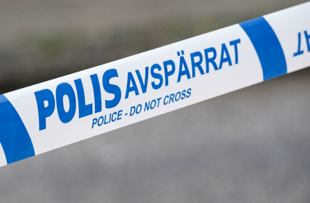 Swedish couple charged with burying woman's body in cement block