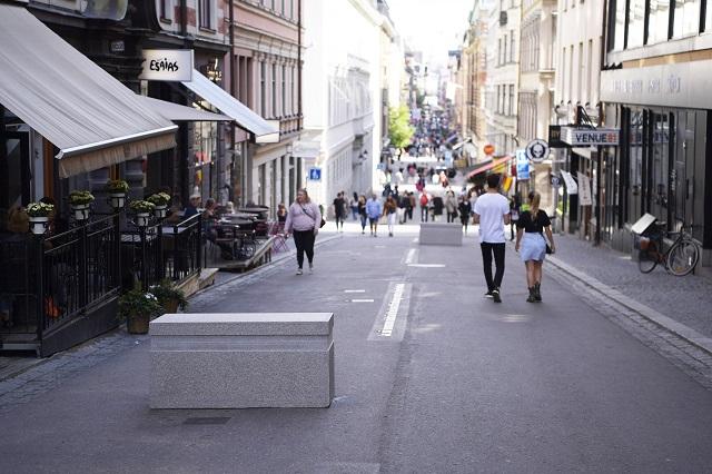 Sweden mulls introducing digital 'anti-terror' fences
