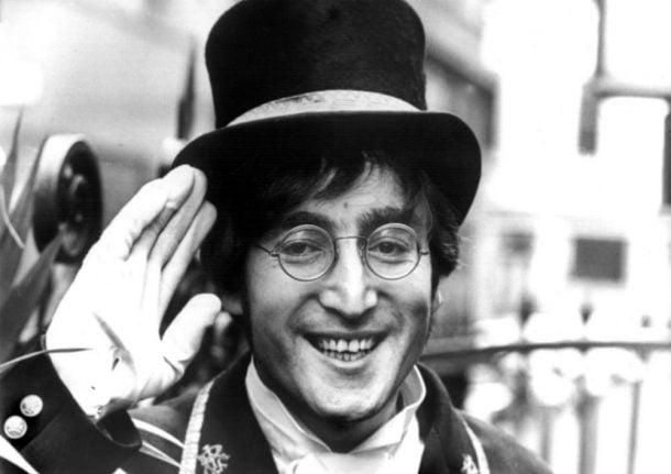 Berlin police widen hunt for stolen John Lennon belongings