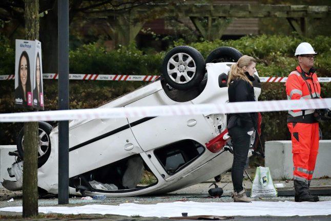 Danish gang member in critical condition after Copenhagen shooting