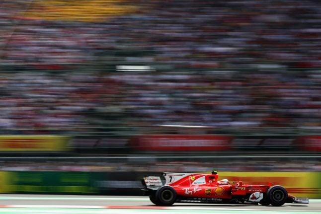 Zippy Ferrari leaves profit forecasts for dust