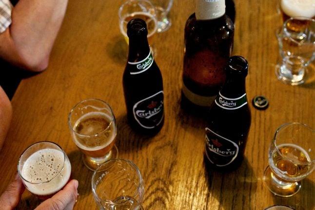 Artificial intelligence to taste test Carlsberg's new beers