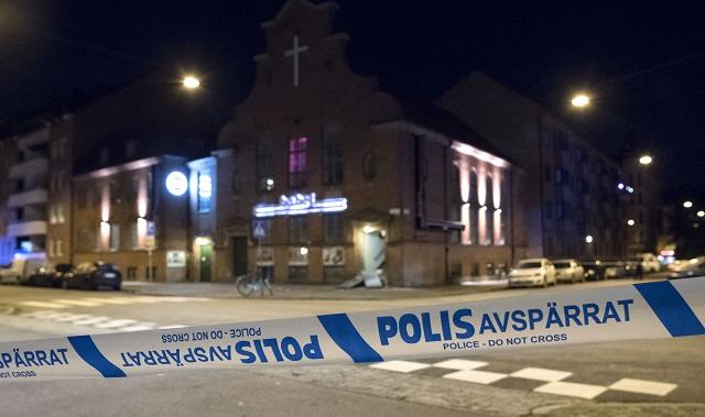 Malmö nightclub damaged in explosion