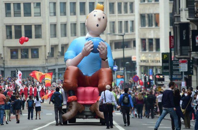 Puigdemont is 'chaos' Tintin, says influential EU figure Guy Verhofstadt