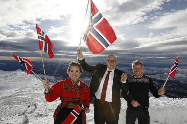 Norway's Telemark Winter Olympics hopefuls reveal bid plan