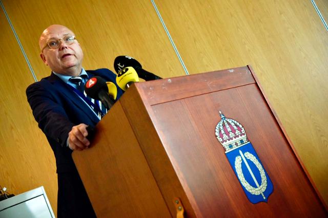 The Local interviews Sweden's leading terrorism expert Magnus Ranstorp