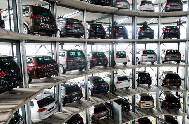 Despite emissions scandal, Volkswagen clinches record sales