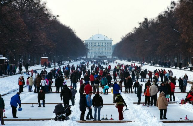 Here's how to make this winter in Munich really special