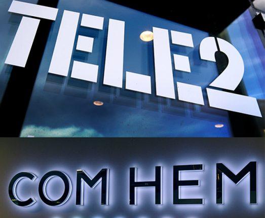 Swedish telecom giant Tele2 and Com Hem to merge