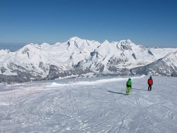 Pensioner dies in ski touring fall on Säntis mountain