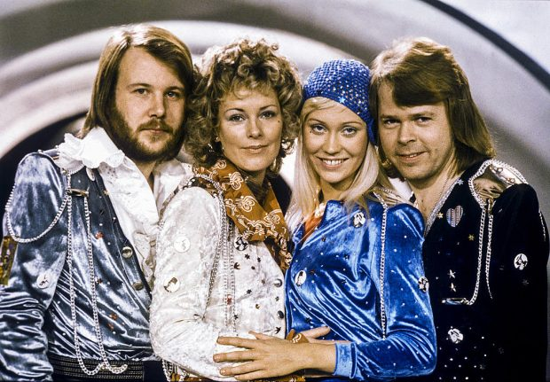 Abba's old BMW brings in the money, money, money at auction