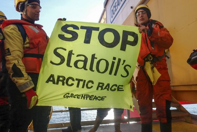 Environmentalists appeal ruling over Norway's Arctic oil licences
