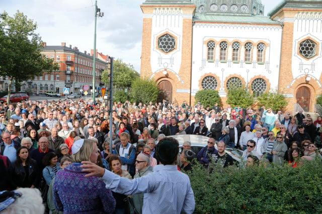 Breaking down Sweden's anti-Semitism problem