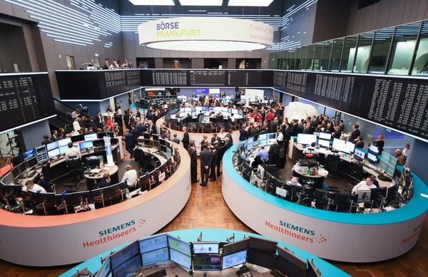 Siemens' health unit shares surge in Frankfurt debut